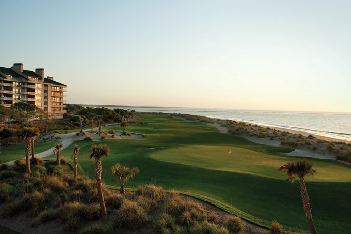 Wild Dunes, Links Course -- Charleston, S.C.                        wilddunes.com, 843-886-2164, $145-$155