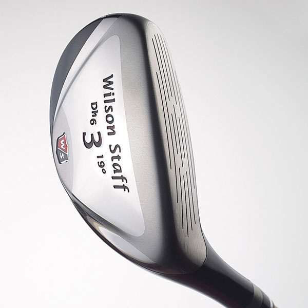 "Wilson Staff Pro                           $99, graphite; wilsonstaff.com                                                                                 WE TESTED                            3 (19º) and 4 (22º) in Aldila NVS-DL 85 graphite shaft                                                                                 THE COMPANY LINE                           ""Internal weighting along the rear of the sole helps to get shots airborne fast. The ETF (Energy Transfer Frame) directs energy back into the clubface to increase the size of the hot zone.""                                                                                 OUR TESTERS SAID                                                                                 PROS                                                                                  ""Never too far off course for those tight holes you feared in the past."" — Michael Kaye (handicap 14 )                                                      ""Off the tee you can work this club any which way."" — Matt McKeon (0)                                                      ""A good chipping club if your course has lots of closely mowed chipping areas."" — Rich Sullivan (12 )                                                      ""I like the higher trajectory these give me."" — Rich Bernstein (15 )                                                                                 CONS                                                                                  ""Delivers on good swings, but falls off quickly on mis-hits, in terms of both distance and direction."" — Robert Friedrich (8)                                                      ""Face is not hot enough to compete with the big boys."" — Jon Kotraba (10 )"