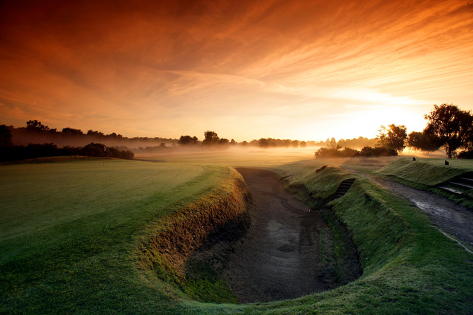 62. Woodhall Spa (Hotchkin)Woodhall Spa, England                       More Top 100 Courses in the World: 100-76 75-5150-2625-1