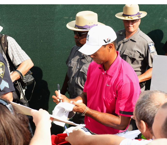 Tiger Woods                           Despite having not won a major tournament in more than five years, Tiger Woods is still the sport's top draw.
