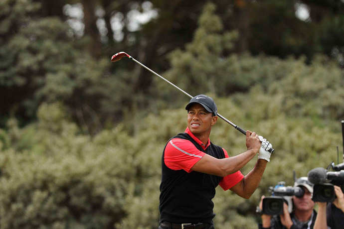"""""""I've won 14 and in that spell where I haven't won since Torrey (Pines), I've been in there. It's not like I've lost my card and not playing out here,"""" he said."""