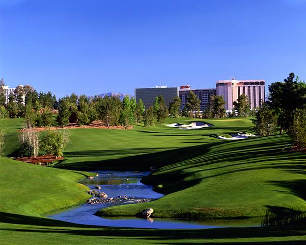Wynn Las Vegas                           Las Vegas                           $500 (plus caddie gratuity)                           888-320-7122, wynnlasvegas.com
