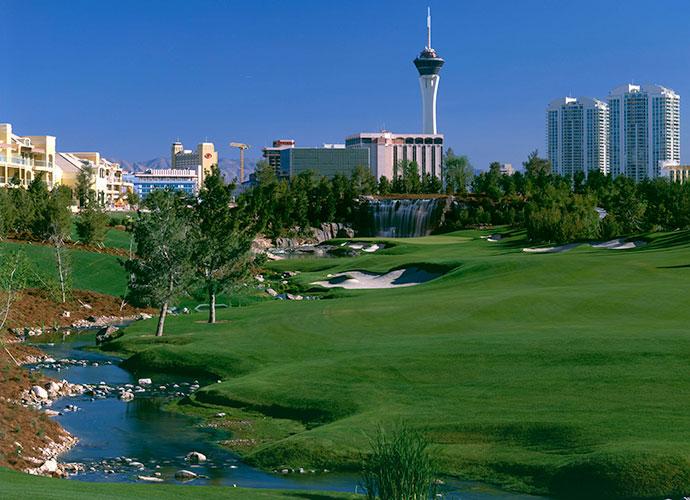68. Wynn Las Vegas Las Vegas, Nev.; Tom Fazio (2005) -- $300-$500, wynnlasvegas.com