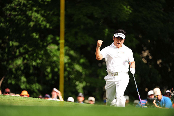 FedEx Cup Points: 300                       Playoff Results                       The Barclays: T20                        Deutsche Bank Championship: 67                        BMW Championship: 65