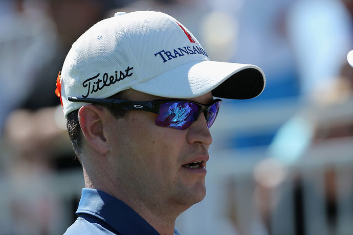 """Any time I got my nation's flag on my sleeve, and I'm led by a captain that's named Tom Watson, I don't need much more motivation than that.""                       --Zach Johnson on looking forward to the Ryder Cup."