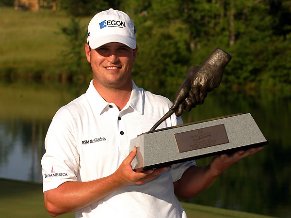 A month after his win at Augusta, Johnson won the AT&T Classic. All three of his PGA Tour wins have been in Georgia.