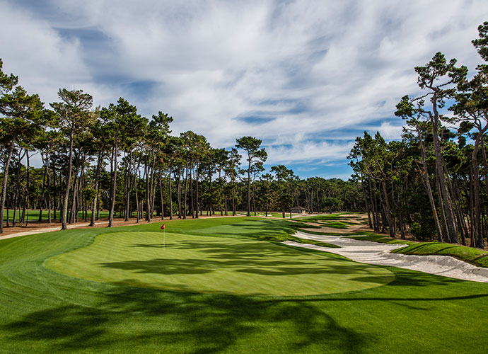 No. 15 at Poppy Hills Golf Course