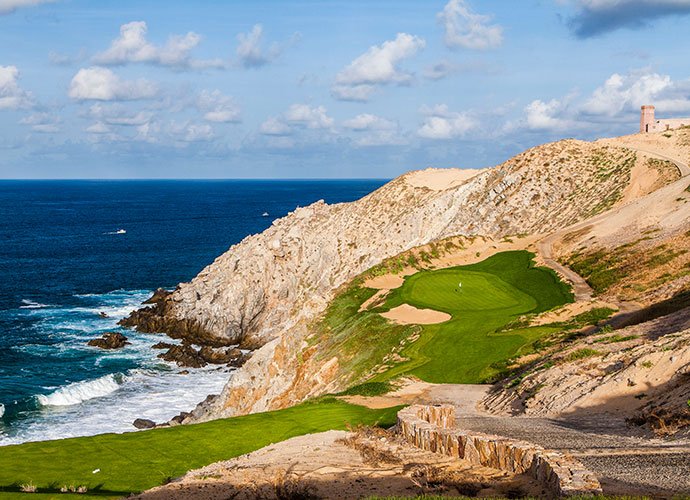 No. 6 at Quivira Golf Club