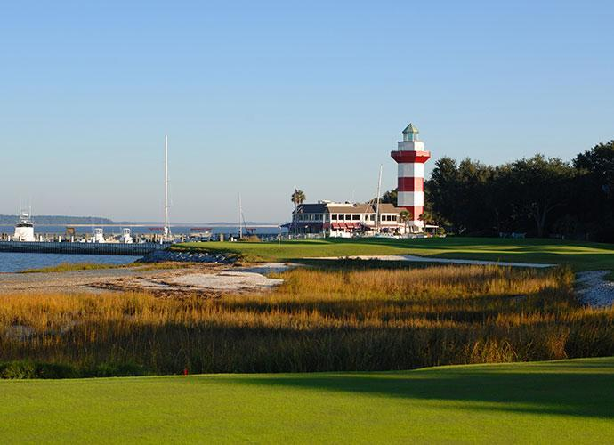 No. 18 at Harbour Town Golf Links