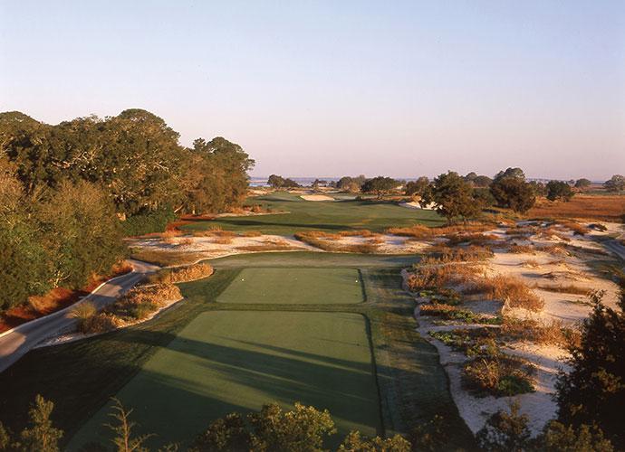 No. 10 at Sea Island Golf Club (Seaside)