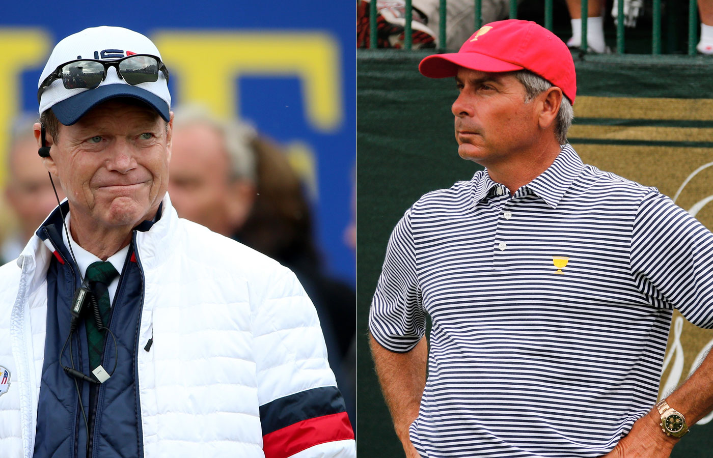Fred Couples has been a popular candidate for Team USA's captain at the 2016 Ryder Cup after Tom Watson's captaincy failed to secure a victory in 2014.