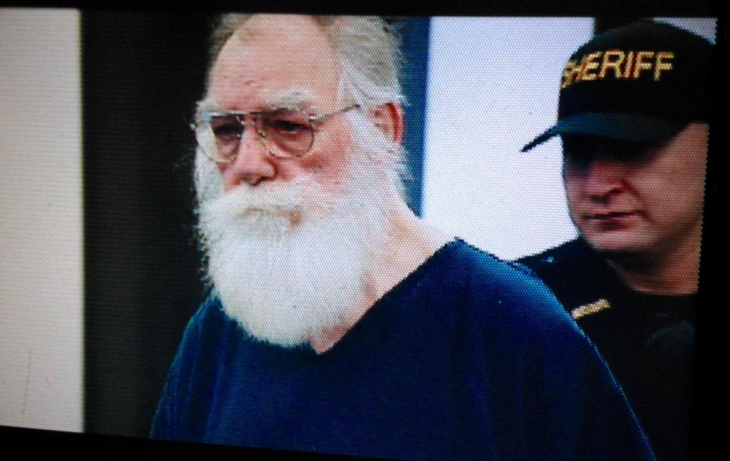 Charles Anderson, 80, is accused of shooting and killing his friend in his mobile home.