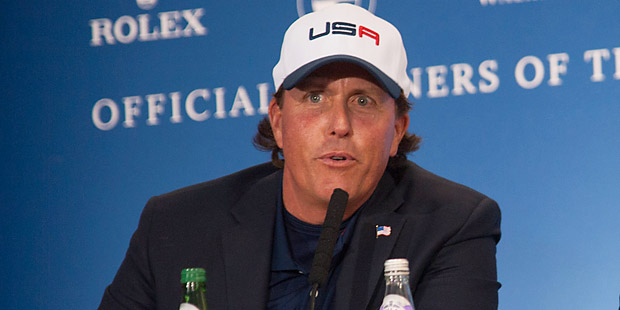 Phil Mickelson has been a Ryder Cup regular.