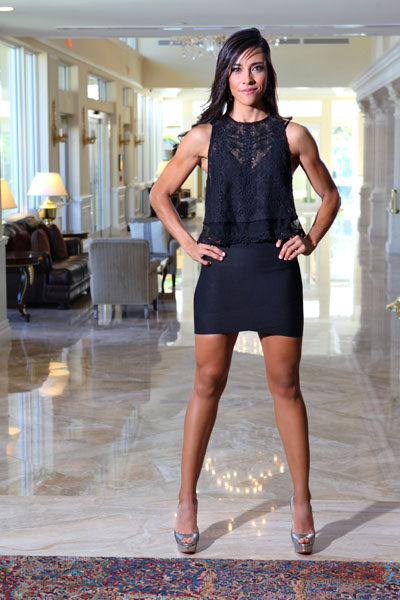 Most Beautiful Women in Golf: Veronica Felibert