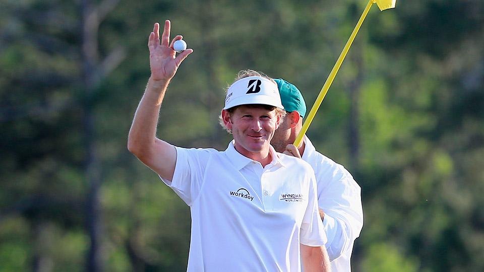 Brandt Snedeker is a visor-wearing regular on the PGA Tour.
