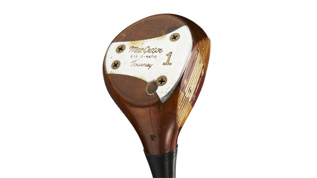 MacGregor Tommy Armour 945W Driver