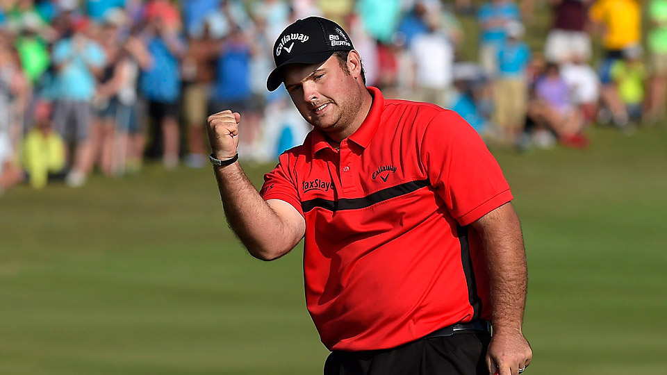 Patrick Reed is off to a good start to the year. He captured a victory at the Tournament of Champions.