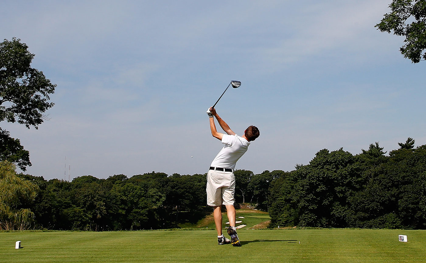 Matthew Fitzpatrick won the 2013 U.S. Amateur at The Country Club in Brookline, Mass.