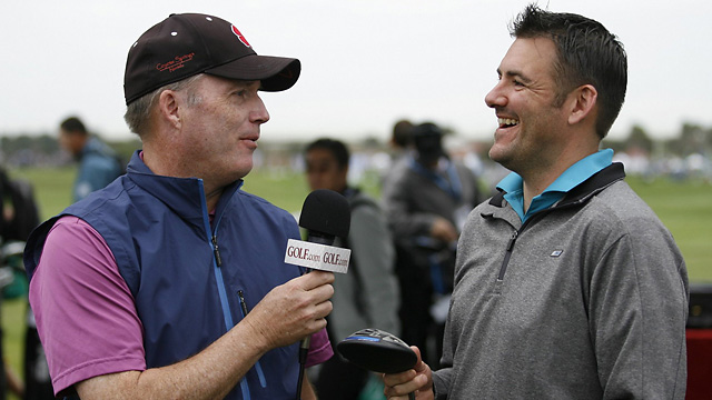 Gary Van Sickle interviews Ping engineer Richard Wood at Demo Day.