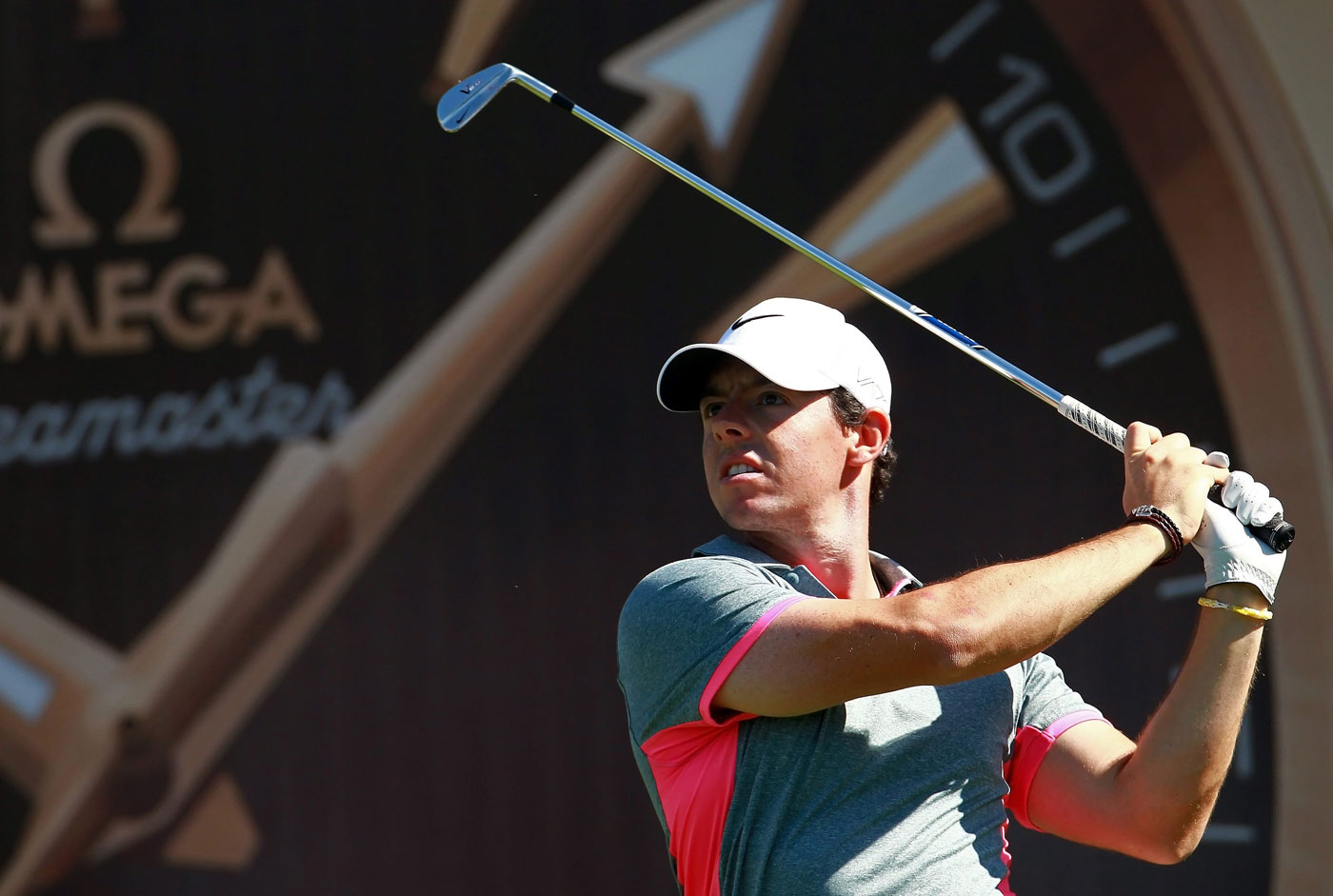 Rory McIlroy has a win and second-place finish this year on the European Tour.