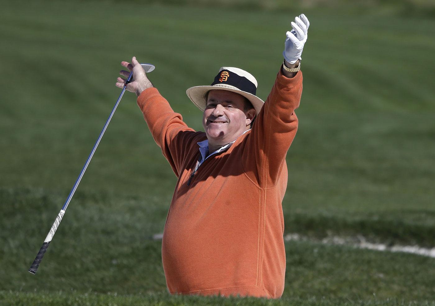 Celebrity golf handicaps - USA TODAY