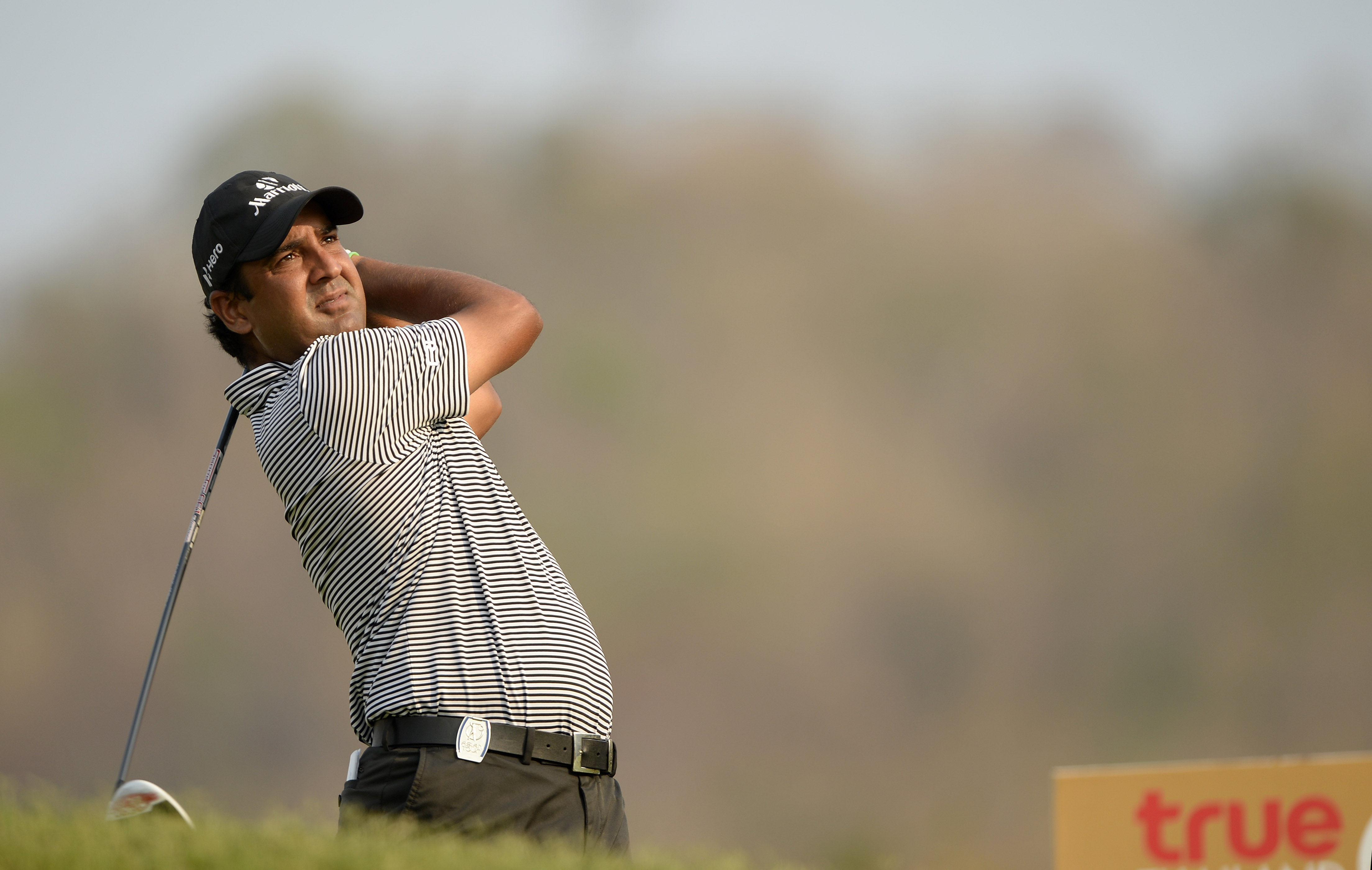 Shiv Kapur is from New Delhi and grew up playing on this course.