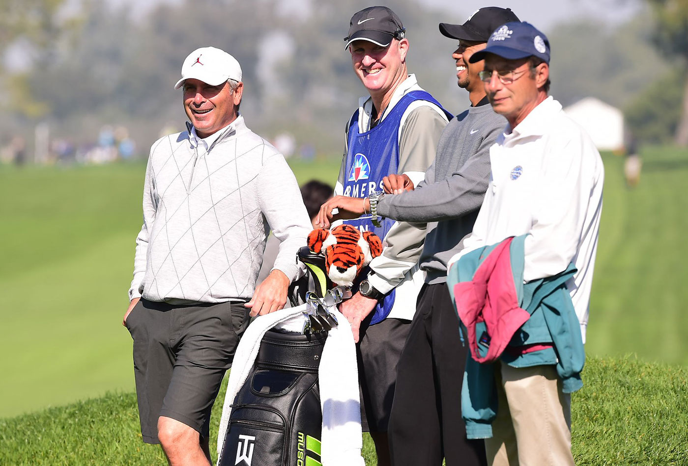 Fred Couples is 3-0 as a President's Cup captain.