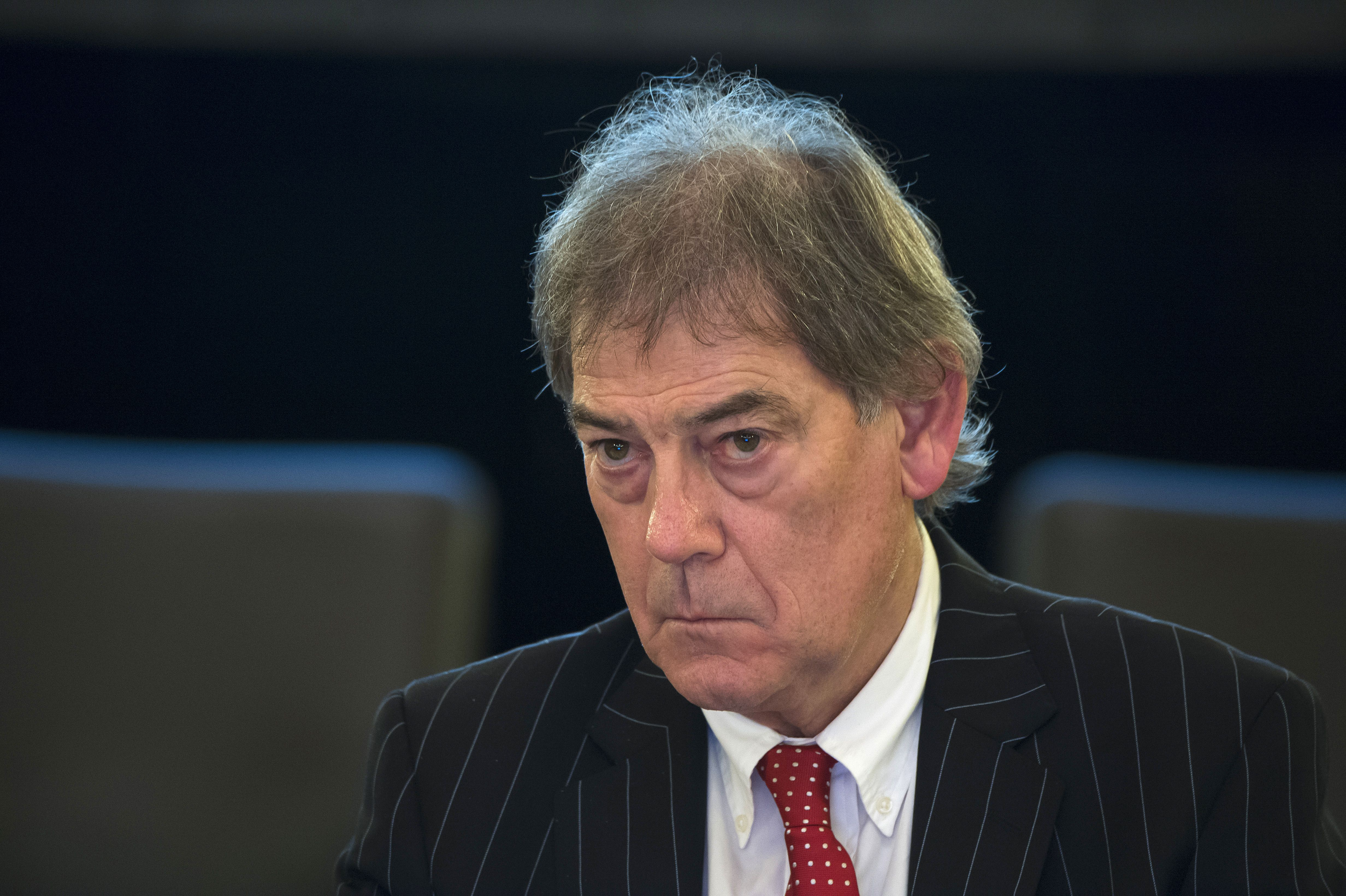 David Howman has been Director General of the World Anti-Doping Agency since 2003.