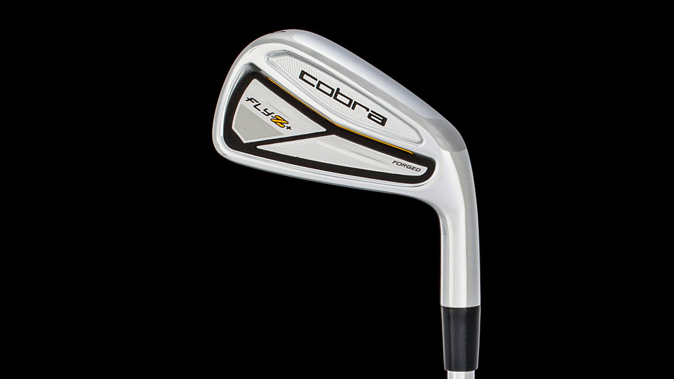 Cobra Fly-Z+ Irons for Better Players