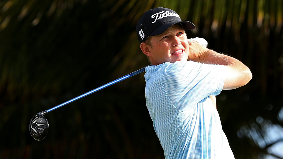 Zac Blair had quite the journey on his way to earning his PGA Tour card.