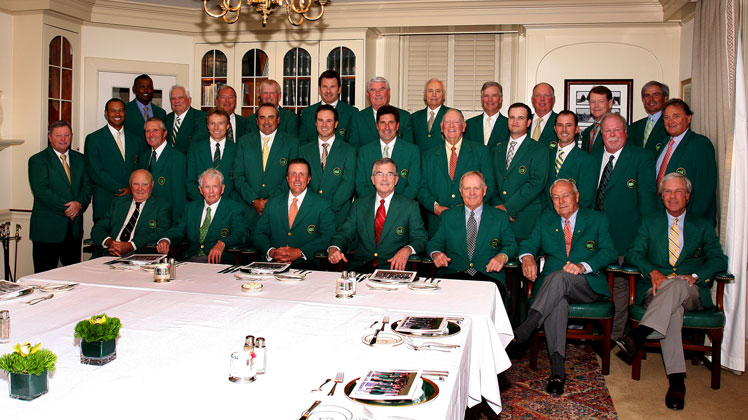 best masters champions dinner  masters champions dinners