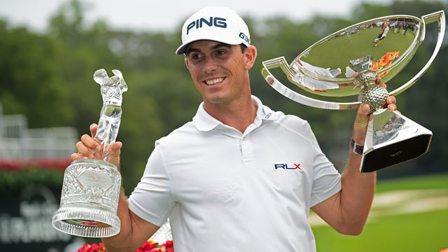 Horschel bagged $11.4 million by winning the Tour Championship and FedEx Cup playoffs.