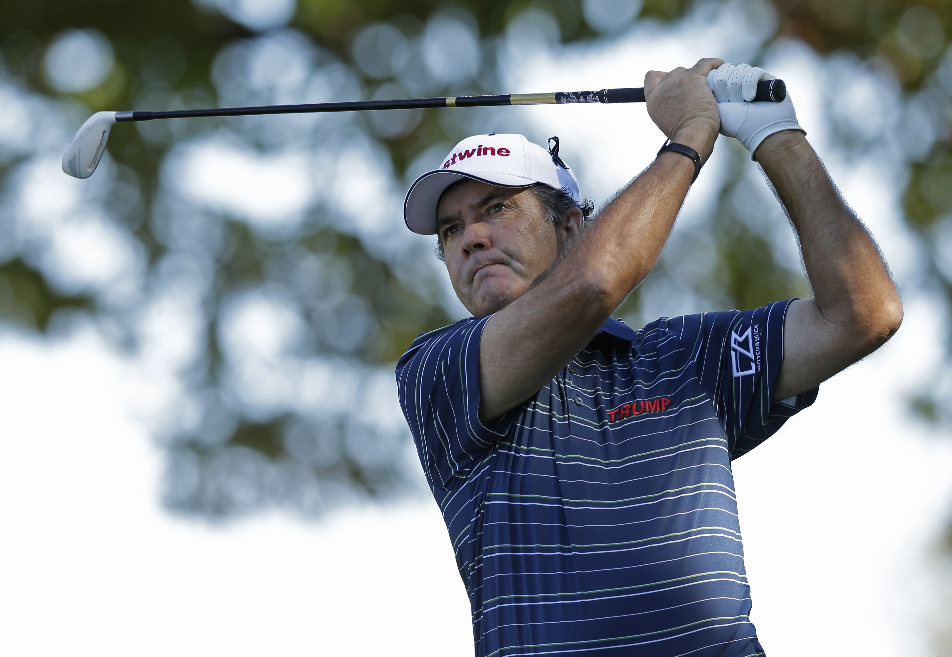 David Frost picked up another Champions Tour win Sunday.