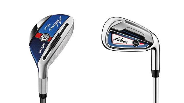 Adams Blue Hybrid, Adams Blue Iron