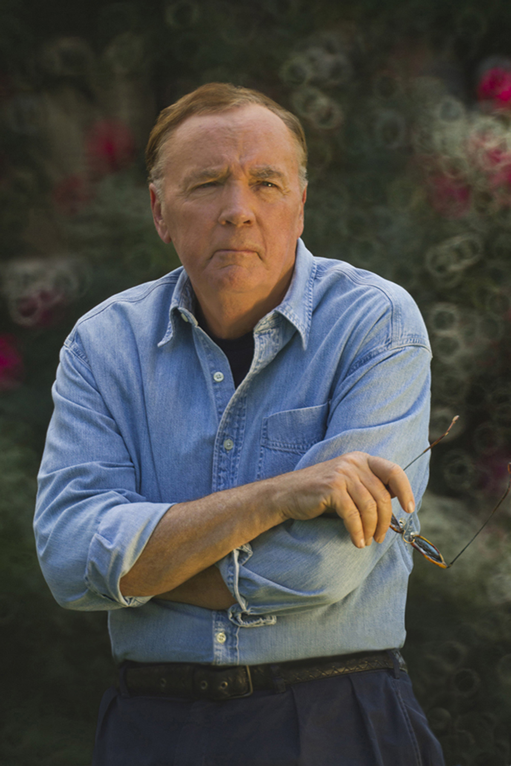 James Patterson is the author of the popular Alex Cross mystery thriller novel series.