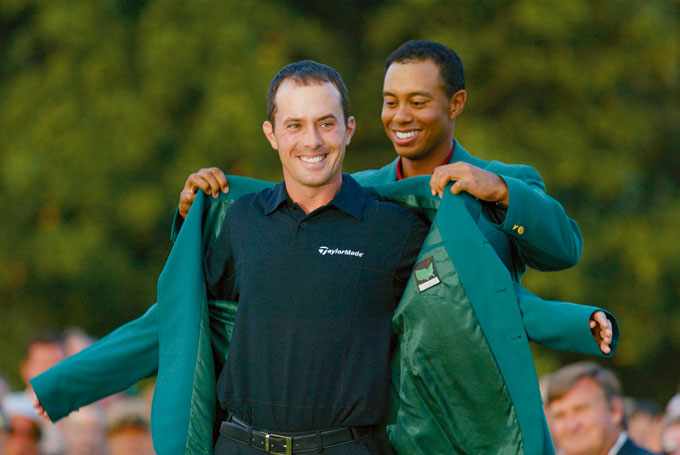 Mike Weir at the 2003 Masters