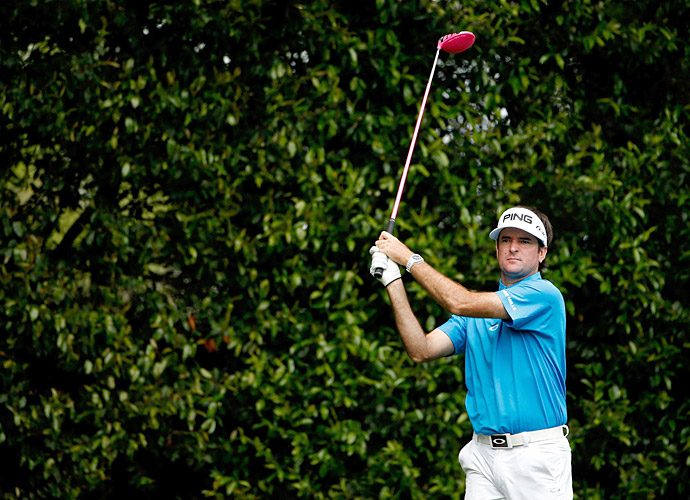 Bubba Watson is the defending champion.