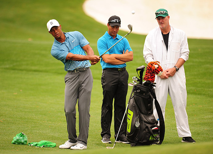 He, as well as coach Chris Como and caddie Joe LaCava, focused on his chipping, which was disastrous earlier in the year at the Phoenix Open and Farmers Insurance Open.