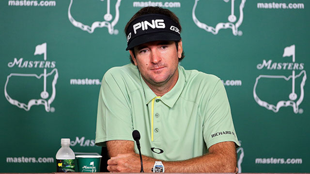 Bubba Watson said he needs to become a better man after a player's poll revealed negative feelings about him.