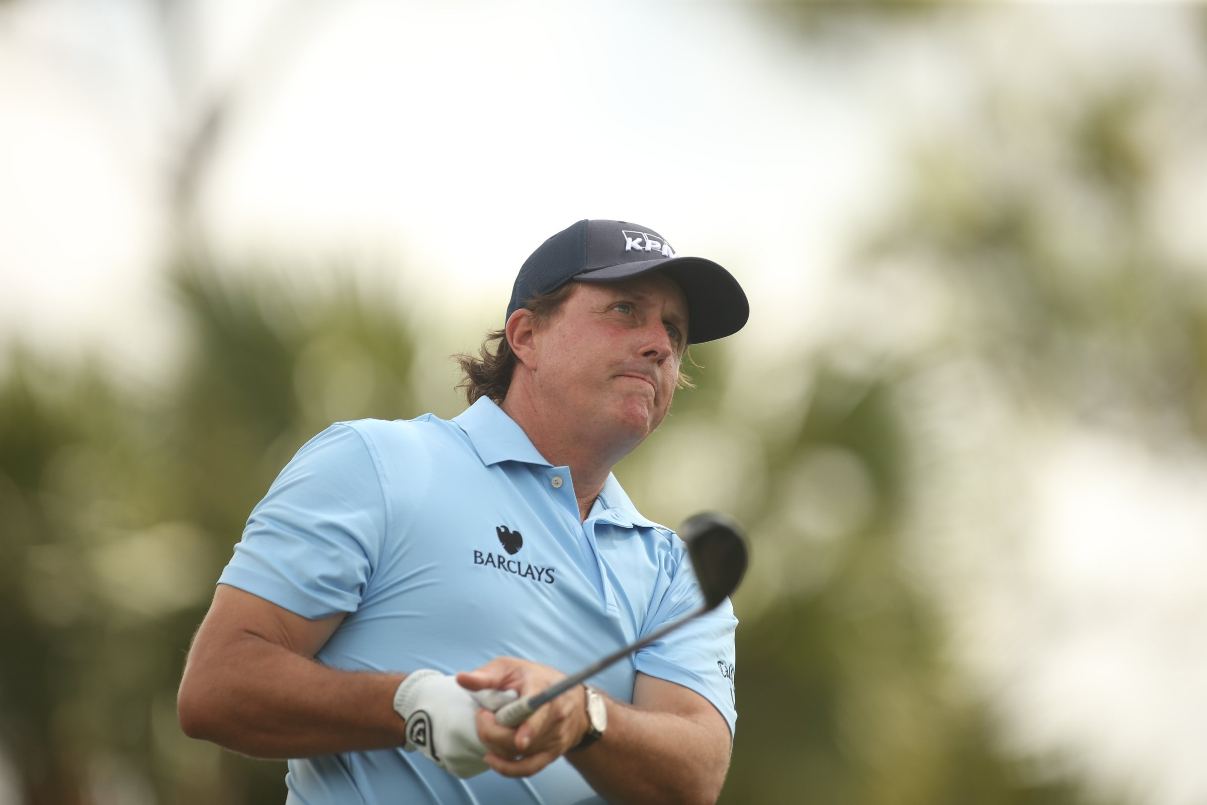 Phil Mickelson has yet to post a top-10 finish in seven starts in 2015.