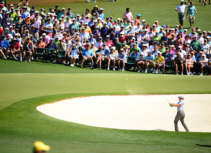 Charley Hoffman had a steady 71 to get to 10 under for the tournament.