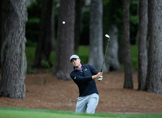 Spieth is just four days removed from his historic victory at Augusta National.