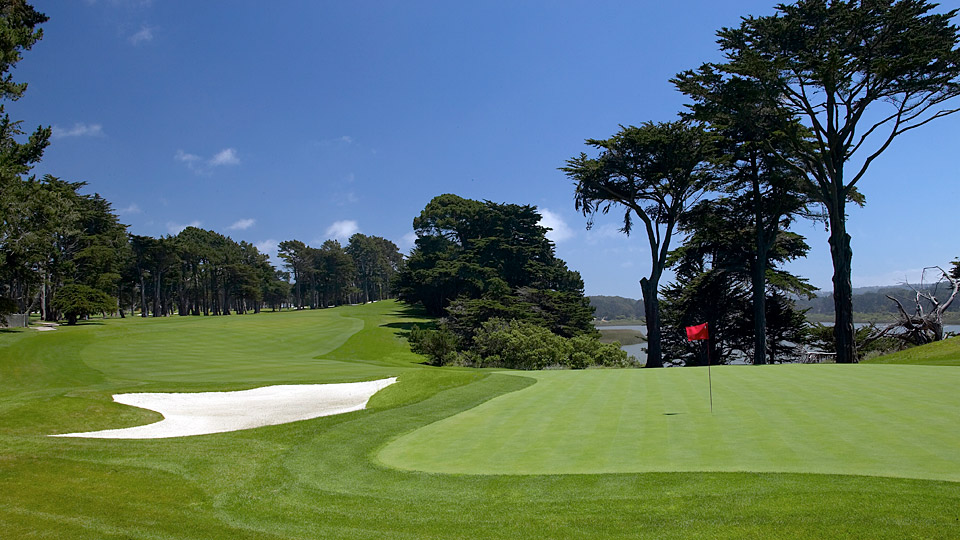 Harding Park in San Francisco, the site of the 2015 WGC-Cadillac Match Play.