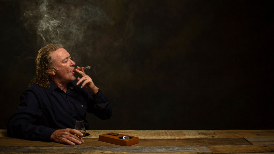 We sit down with the Most Interesting Man in Golf for a wide-ranging interview.
