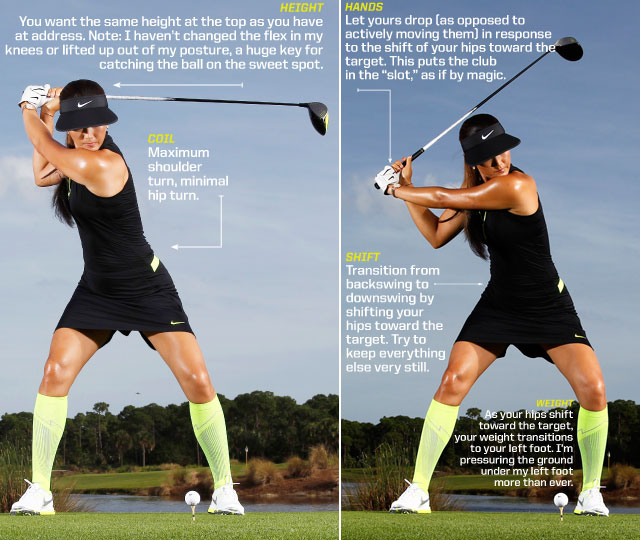 Michelle Wie My 4 Driving Secrets To Find Every Fairway