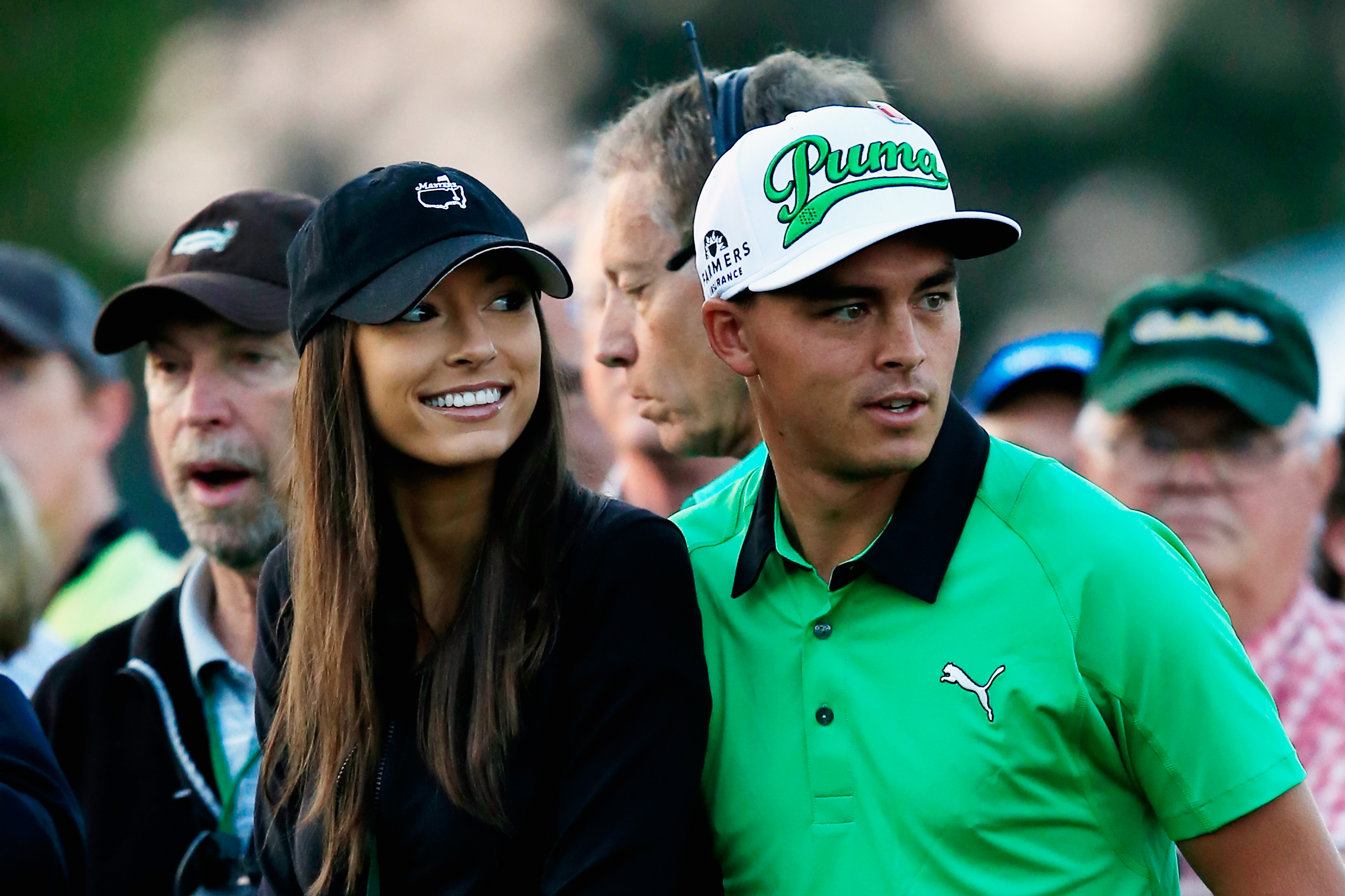 Paulina gretzky and amy mickelson in pga tour s wives and girlfriends golf com
