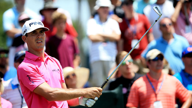Billy Horschel finished in 13th place at the Players Championship.