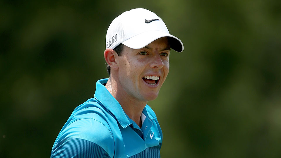 Rory McIlroy won the BMW PGA Championship last year, and he's back to defend his title this year.
