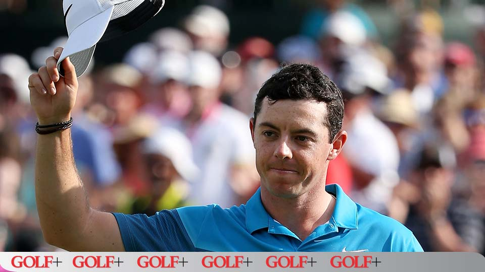 At Quail Hollow, McIlroy rolled to a seven-shot win for his second title in three weeks.