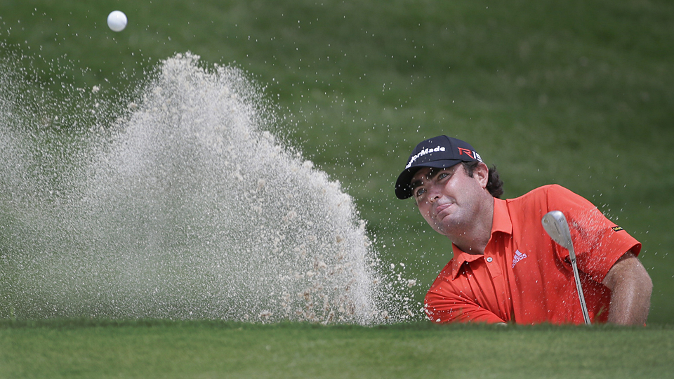 Steven Bowditch during the first round at the Byron Nelson.